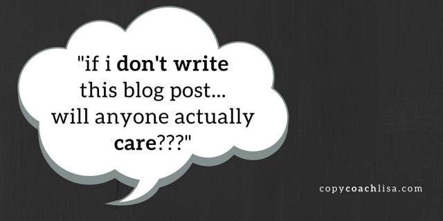writer's blockstops here. (1)