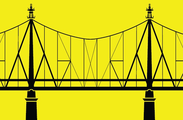 isolated bridge